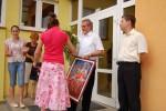 Rozlúčka DFS Cifroško s Mgr. Mariánom Magdom a jeho manželkou :: 25. jún 2009
