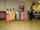 Spev našich malých speváčok :: 21. október 2010